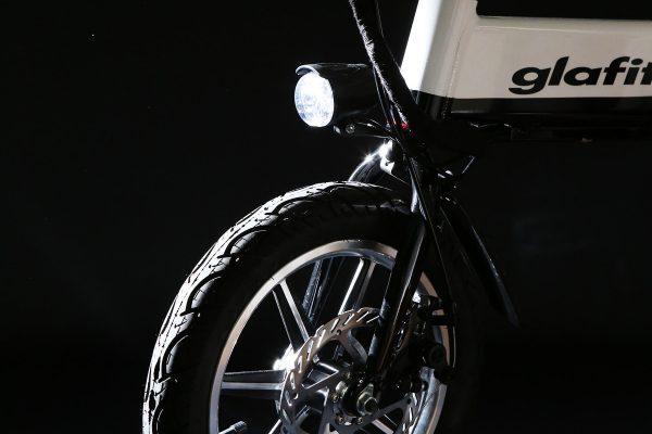 glafitバイク ヘッドライト