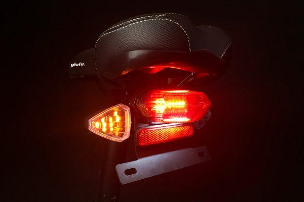 glafitバイク ウィンカー・ブレーキランプ