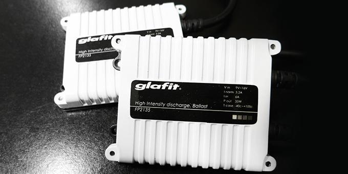glafitHIDシステム