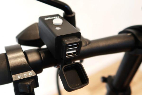 glafitバイク GFR-01専用 USB充電器ST