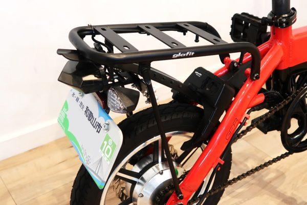 glafitバイク GFR-01専用 リアキャリア