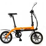 glafitバイク ミカンオレンジ